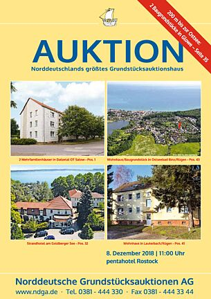 Katalog der Winter-Auktion 2018