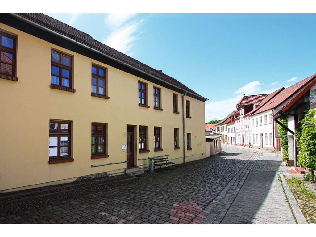 Malchiner Straße Rostock